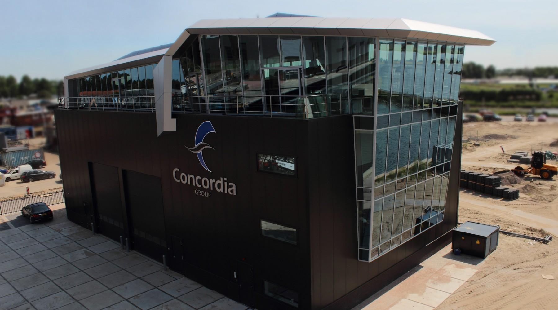 Nieuwbouw motortankschip Concordia Group