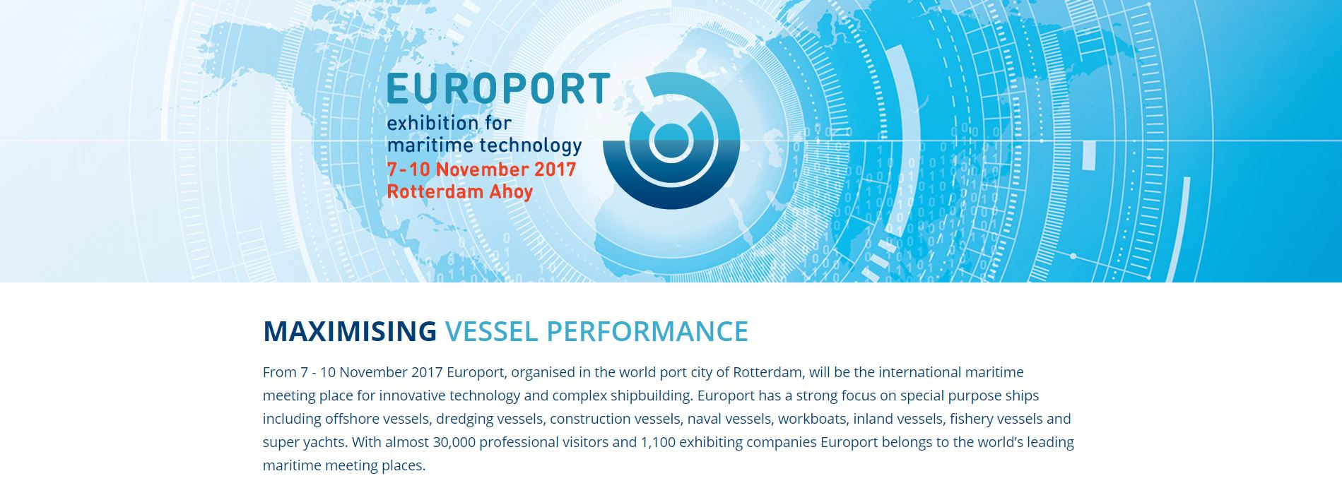 Europort 2017 Concordia Group